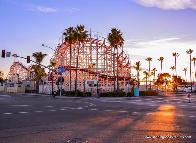 Lodging Near Belmont Park San Diego Vacation Rentals